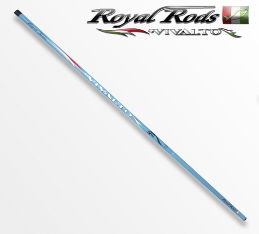 Удилище VIVALTO Pole 5m 165гр Royal Rods