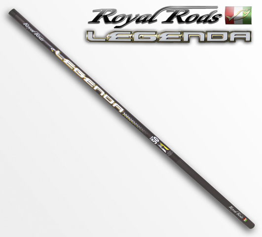 Удилище LEGENDA Pole 5m 240гр Royal Rods