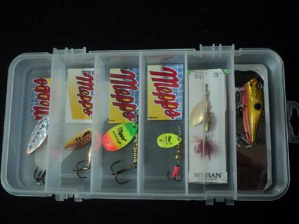 Рыболовная коробка для приманки своими руками 21