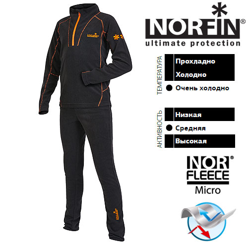 Термобельё Norfin NORD JUNIOR